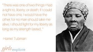 Harriet Tubman Quotes Keep Going via Relatably.com