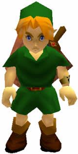 Image result for link ocarina of time