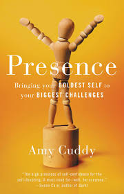 amy cuddy explains definition of success in job interview presence