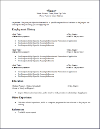 resume templates best resume formats resume formats free downloadable resume formats