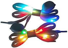 LIHAI LED Light Up Shoelaces with Multicolor ... - Amazon.com