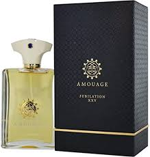 <b>Amouage Jubilation Xxv</b> Man Eau de Parfum, 100 ml: Amazon.co.uk ...