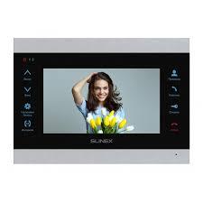 ROZETKA | <b>Видеодомофон Slinex SL</b>-<b>07M Silver</b>. Цена, купить ...