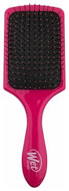<b>Щетка для волос Paddle</b> Punchy Pink Wet Brush — купить ...