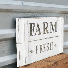 market sign farmhouse living decor
