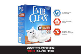 Pet Food Cyprus - Shop for <b>Ever Clean's fast acting</b> online ...