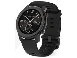 Купить Умные часы Amazfit <b>GTR 42mm</b> A1910 <b>Черные</b> по цене от ...