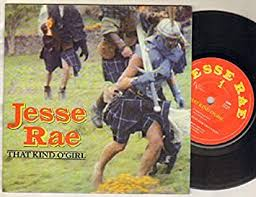 JESSE RAE - THAT KIND <b>O'GIRL</b> - <b>7</b> inch vinyl / 45: Amazon.co.uk ...