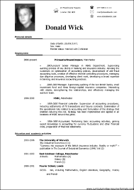 professional resume template doc samples examples professional resume template doc