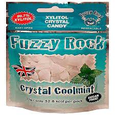 Купить <b>Fuzzy</b> Rock <b>Кристаллы ксилитола</b> без сахара со вкусом ...