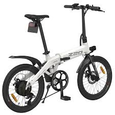<b>Himo Z20 Fold Electric</b> Bicycle 36V Lithium Battery 250w High ...
