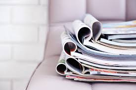 Image result for magazines stack 2016