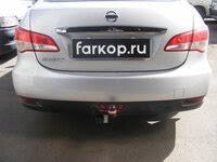 «<b>Фаркоп</b> Nissan Almera 2013+ <b>без электрики Bosal</b> 4373-A ...