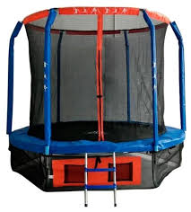 Каркасный <b>батут DFC Jump Basket</b> 10FT-JBSK-B 305х305х254 см ...