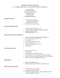 resumes for high school students cipanewsletter how to write a high school application 12