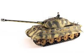 <b>Радиоуправляемый танк Taigen King</b> Tiger HC Metal Edition ...