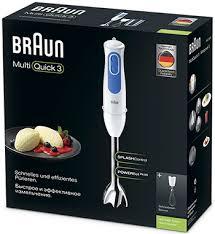 Погружной <b>блендер BRAUN MQ 3005 WH</b> CREAM купить в ...