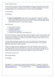 3 writing a speculative cover letter