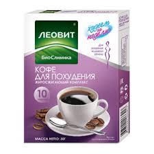 Леовит <b>худеем за неделю кофе</b> инструкция по применению ...