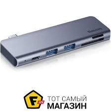 ᐈ <b>USB</b>-<b>хабы BASEUS</b> — купить — цена от 399 грн — F.ua