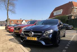 Mercedes-AMG E 63 S <b>W213</b> Spots