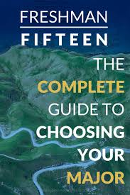 the complete guide to choosing your major living between the lines choosing your major in college