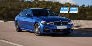 <b>New BMW 3</b> Series Review | carwow