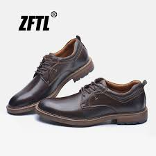 best top <b>casual mens</b> oxfords shoes genuine <b>leather</b> list and get free ...