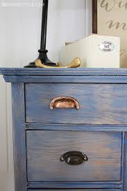 diy color stain project bedroom sideboard in vintage denim blue by robbrestylecom bedroom sideboard furniture