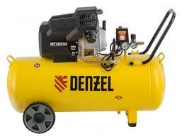 <b>Компрессор масляный Denzel</b> DKV 2200/100 Х-PRO, 100 л, 2.2 кВт