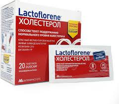 """<b>Биологически активная добавка</b> Lactoflorene """"Холестерол"""", 20 ..."""