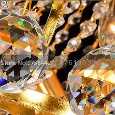 the new golden luxury duplex stairs crystal lamp living room european style villas long lights banner5 stair lighting