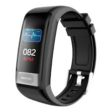 Makibes <b>C20S Smart Bracelet</b> Blood Oxygen Monitor 1.14 Inch IP67 ...