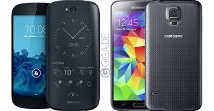 YotaPhone 2 vs. Samsung Galaxy S5: Technische Daten im Vergleich