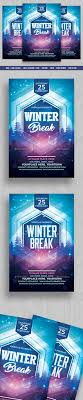 17 best images about flyer designs psd flyer winter party flyer
