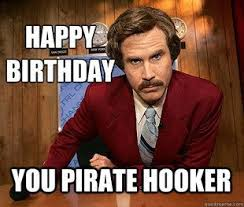 Happy Birthday on Pinterest | Happy Birthday Meme, Birthday Memes ... via Relatably.com