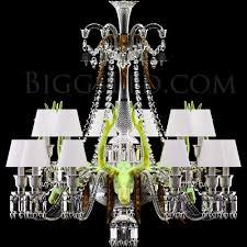 baccarat crystal estrange zenith chandelier 2805555 baccarat baccarat zenith arm black crystal chandelier