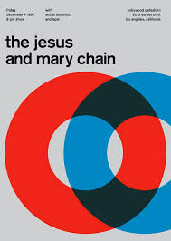 <b>the jesus and mary</b> chain, 1987 | Swissted