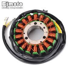 <b>BJMOTO</b> Generator Stator Coil For Honda VT1100 Shadow CX500 ...