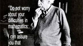 Image result for Albert Einstein Did Not Fail at Mathematics in School
