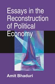 essays in the reconstruction of political economy aakar books price rs 495 00
