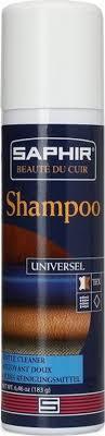 Пена-<b>очиститель Saphir</b> Shampoo — купить в интернет-магазине ...