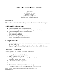 interior design resume skills interior resume sinterior designlewesmr interior resume sinterior designlewesmr design resume helpbuying written term papers
