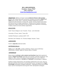 resume examples  resume mission statement example resume examples    example resume mission statement for eagle ford   education and software skills