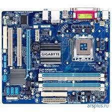 <b>Материнская плата Gigabyte GA-G41M-COMBO</b>-GQ - купить по ...