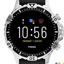 Smartwatches - Fossil