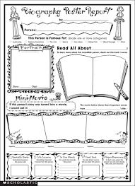 biography essay outline biography essay outline worksheet math worksheet powerschool learning ms bunte s rd grade book reports outline