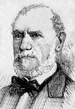 Photo de M. <b>Henri MARTIN</b>, ancien sénateur. Etat-civil: Né le 20 février 1810 - martin_henri0024r3