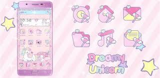 <b>Dreamy Unicorn</b> theme - التطبيقات على Google Play