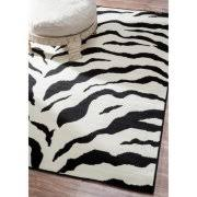 nuloom zebra animal print black ivory rug 710 x 1010 chic zebra print rug